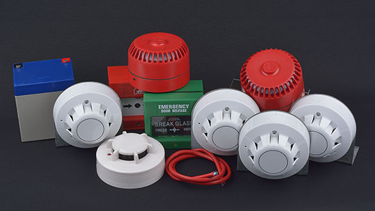 fire alarm systems watford