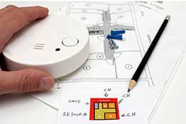 designing the fire alarm system
