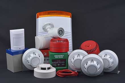 fire alarm systems in chigwell